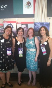 Forever and Forever Yours authors Lia Riley, Jeanette Grey, Rachel Lacey, and K.M. Fawcett